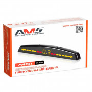 Парктроник AMS A4191 для заднего бампера с LED-дисплеем