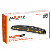 Видеопарктроник AMS A422 Video для заднего бампера с LED-дисплеем