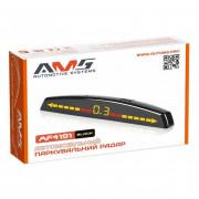 Парктроник AMS AF4191 для переднего бампера с LED-дисплеем
