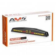 Парктроник AMS AF4221 для переднего бампера с LED-дисплеем