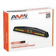 Парктроник AMS A8221 для заднего и переднего бампера с LED-дисплеем