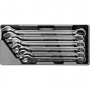 Набор рожково-накидных ключей 22-32мм Yato YT-5532 (6шт)