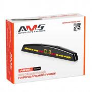 Парктроник AMS A8181in для заднего и переднего бампера с LED-дисплеем
