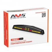 Парктроник AMS A8191 для заднего и переднего бампера с LED-дисплеем