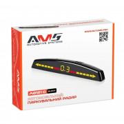 Парктроник AMS A8191-0 для заднего и переднего бампера с LED-дисплеем