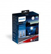 Комплект светодиодов Philips X-treme Ultinon 11362XUX2 (H11)