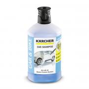 Автомобильный шампунь Karcher RM 610 Plug N Clean 3 в 1 (6.295-750.0) 1л