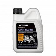 Моторное масло с керамикой Xenum VRX 5W-40