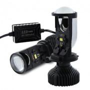 Светодиодные линзы Torssen 1,3` Mini Н4 LED