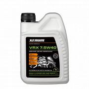 Моторное масло c керамикой Xenum VRX 7.5W-40