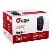 Интерфейс управления центральным замком с пультом ДУ Sigma SM R45
