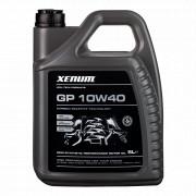 Моторное масло c графитом Xenum GP 10W-40