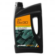 Моторное масло c эстерами Xenum X1 5W-30