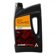Моторное масло Xenum Semix 10W-40