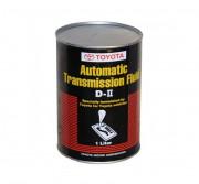 Оригинальная жидкость для АКПП Toyota Auto Fluid D-II (08886-81006)