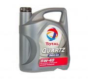 Моторна олива Total Quartz Ineo C3 5W-40