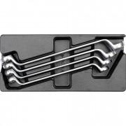 Набор накидных ключей Yato YT-5543 21-32мм (4шт)