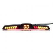 Парктроник iDial D-095 для заднего бампера с LED-дисплеем
