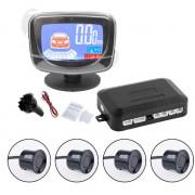 Парктроник iDial D-065 для заднего бампера с LCD-дисплеем