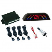 Парктроник iDial D-037 для заднего бампера с LED-дисплеем