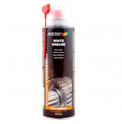 Белая литиевая смазка Motip White Grease 090204BS (500мл)