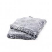 Микрофибровое полотенце для полировки кузова автомобиля Nanolex Ultra Plush Gray NXM (40х40см)