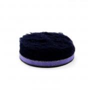 Абразивный полировальный круг из натуральной овчины Nanolex Wool Polishing Pad Purple NXPPAD25 / NXPPAD18