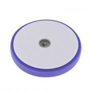 Фиолетовый полировальный круг средней жесткости Nanolex Polishing Pad Medium Purple NXPPAD12 (150x25мм)