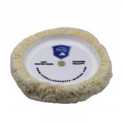 Экстраабразивный полировальный круг из натуральной шерсти Scholl Concepts Premium Wool Pad XL M20442