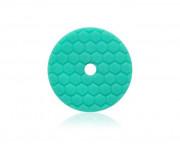 Полировальный круг средней абразивности Angelwax Foam Pad Medium Green (125-135мм) ANG51648-G