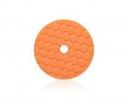 Полировальный круг средней абразивности Angelwax Foam Pad Medium Orange (125-135мм) ANG51649-O