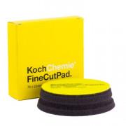 Напівтвердий полірувальний круг Koch Chemie Fine Cut Pad 999580 / 999581 / 999582 (Ø 76, 126, 150 мм)