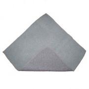 Двусторонняя фибра с металлическим напылением DeWitte Scouring Cloth (28х28см)