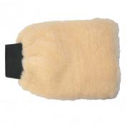 Варежка из искусственной шерсти для мойки автомобиля DeWitte Washing Glove Poly-Wool (20х29см)