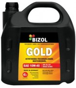 Моторное масло Bizol Gold SAE 10W-40
