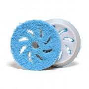 Абразивный полировальный круг из микрофибры Rupes Microfiber Polishing Pad Blue 9.BF100XH / 9.BF150XH / 9.BF170ХH