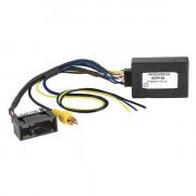 Адаптер ACV 771324-1036 для подключения штатной камеры заднего вида Volkswagen, Skoda к нештатной магнитоле