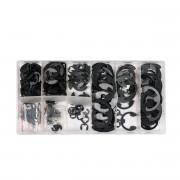 Набор Е-образных стопорных колец 1.5-22мм Yato YT-06884 (300шт)