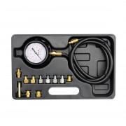 Набор для измерения давления масла в двигателе Yato YT-73030 (тестер + 11 адаптеров)