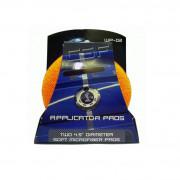 Микрофибровый аппликатор для ручной полировки защитных покрытий Angelwax Microfiber Wax Pads ANG51167 (2шт)