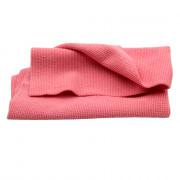М'яка безшовна мікрофібра для очищення делікатних поверхонь та видалення залишків воску Scholl Concepts Microplus Tuch / Cloth Red 22446 (40x40см)
