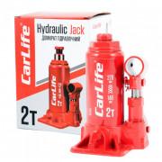 Гидравлический бутылочный домкрат CarLife BJ402 (2 т)