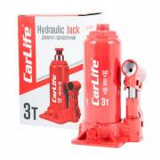 Гідравлічний пляшковий домкрат CarLife BJ403 (3 т)