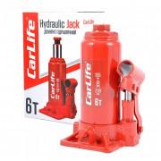 Гидравлический бутылочный домкрат CarLife BJ406 (6 т)