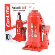 Гідравлічний пляшковий домкрат CarLife BJ410 (10 т)