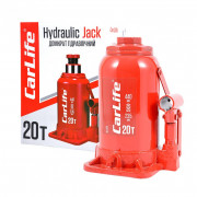 Гидравлический бутылочный домкрат CarLife BJ420 (20 т)