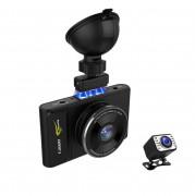 Автомобильный видеорегистратор Aspiring Expert 5 DUAL (EX198874) с Wi-Fi, GPS (магнитное крепление)