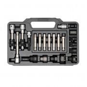 Набор инструмента для ремонта автомобильных генераторов Yato YT-04211 (22шт)