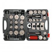 Набор инструмента для разведения тормозных цилиндров (набор сепараторов) Yato YT-06822 (35шт)
