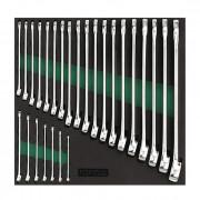 Набор ключей комбинированных 6-32мм (в ложементе) Toptul GVC2604 (26шт)